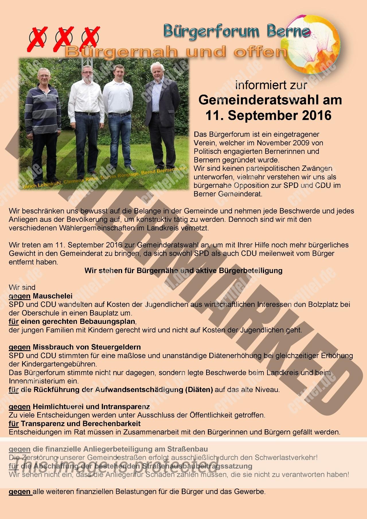 dbfb Kommunalwahl 2016-01 DBFB Einkauffreund A4-1hg-web